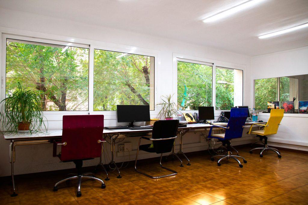 Coworking Sala 1