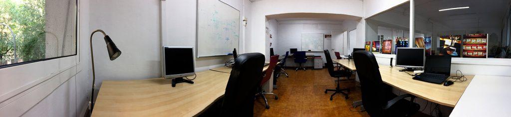 Coworking Sala 2